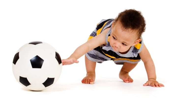 Extra curricular activities such as soccer can help your child's development