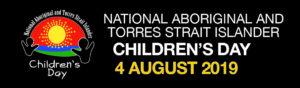 NAATSI Childrens Day 2019 banner